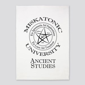 Miskatonic-Ancient 5'x7'Area Rug